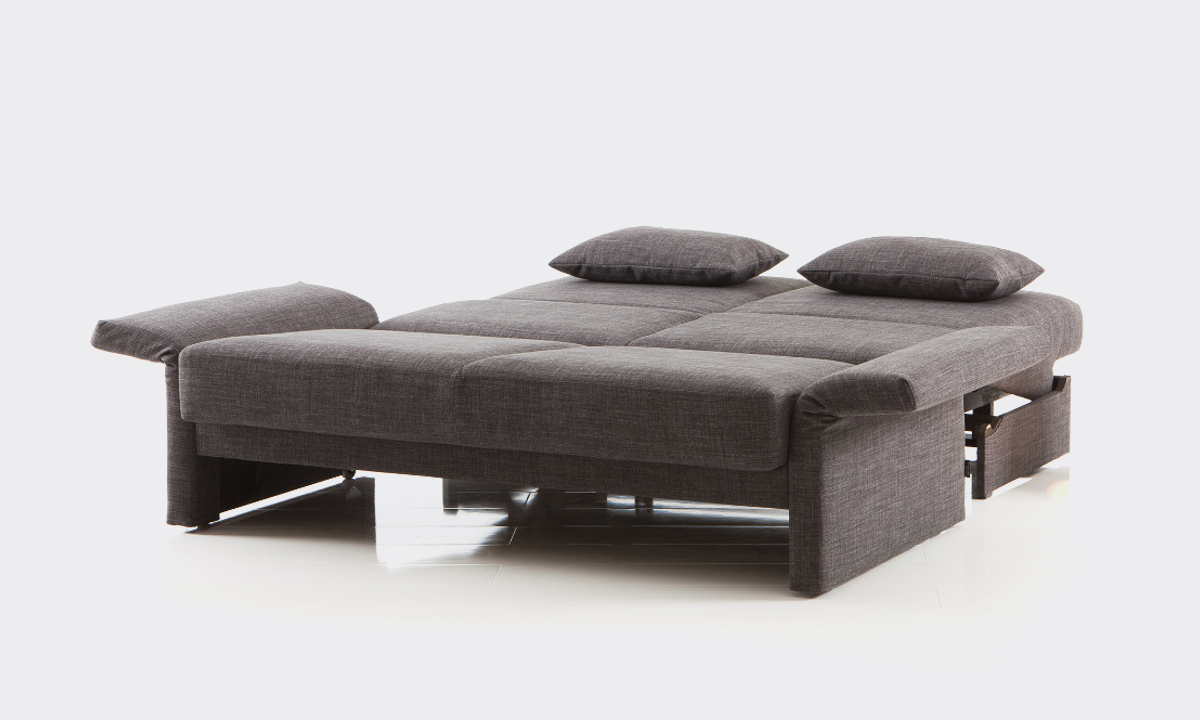 schlafsofa cara von br hl sofabed shop. Black Bedroom Furniture Sets. Home Design Ideas