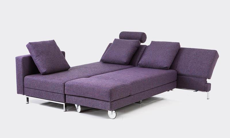 schlafsofa four two von br hl sofabed shop. Black Bedroom Furniture Sets. Home Design Ideas
