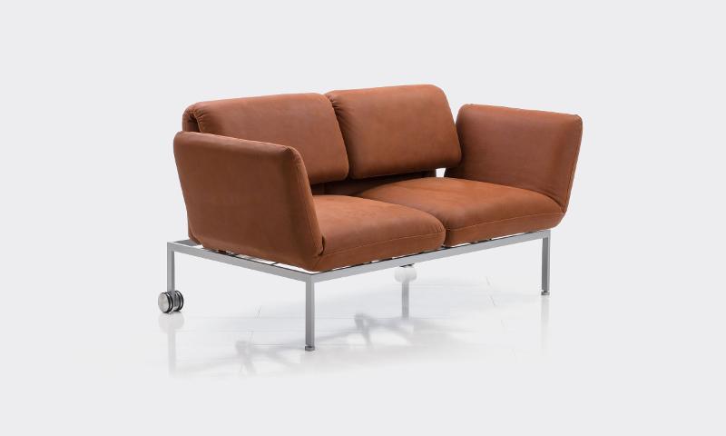 schlafsofa roro small von br hl sofabed shop. Black Bedroom Furniture Sets. Home Design Ideas